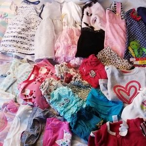 Bundle of girl 18-24 months mix Clothing